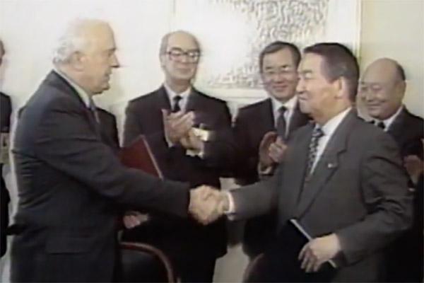 Séoul et Moscou fêtent aujourd'hui le 30e anniversaire de leurs relations