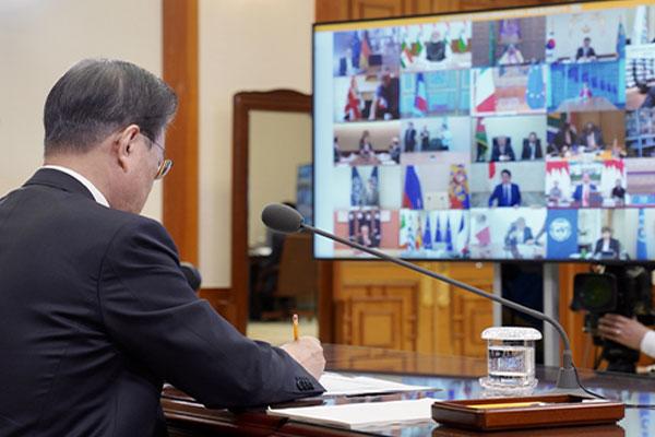 Các nước G20 thảo luận về nội dung tuyên bố thượng đỉnh tháng 11