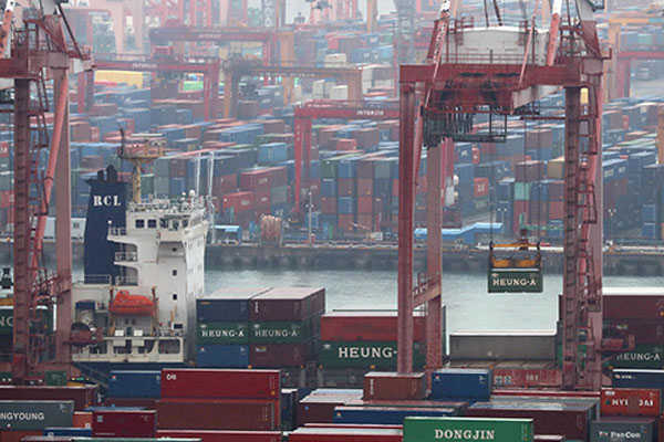 S. Korea's Exports Rebound for First Time in 7 Months in September