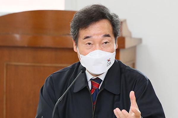 Eau radioactive de Fukushima : Lee Nak-yon demande de la transparence à l'ambassadeur japonais