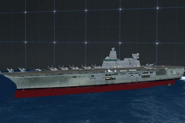韩国发布轻型航母开发计划