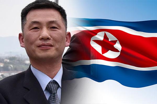 L'ex-diplomate nord-coréen Jo Song-gil actuellement en Corée du Sud