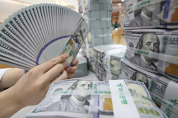 Währungsreserven im November so stark wie seit zehn Jahren nicht gestiegen