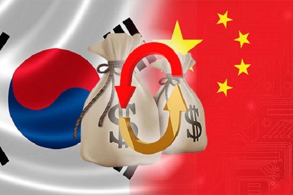 韓中通貨スワップ協定 70兆ウォン規模・期間5年に拡大