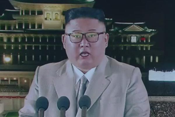 75e anniversaire du Parti des travailleurs : Kim Jong-un souhaite la fin de la crise sanitaire et espère un rapprochement entre les deux Corées