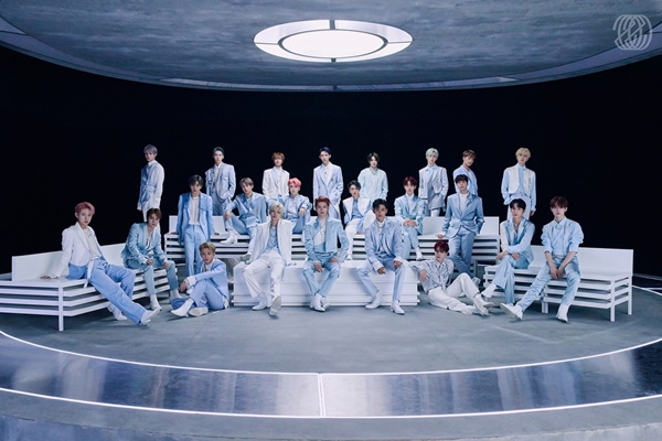 NCT のニューアルバム 32か国のアイチューンズライキングで1位