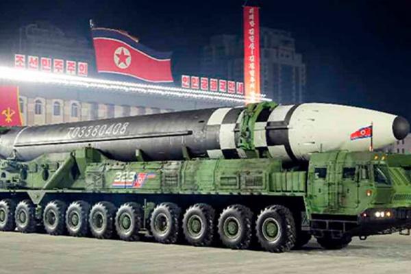 L'Onu et l'Union européenne préoccupées par le nouvel ICBM nord-coréen