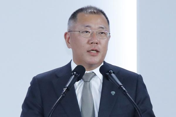 郑义宣被选为现代汽车集团新一任会长