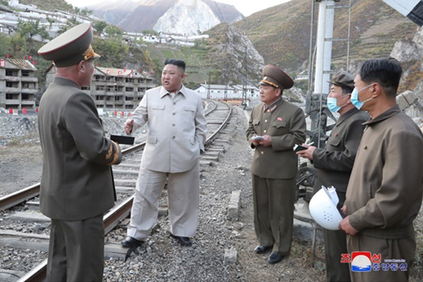 NIS: Kim Jong-un Irrationally Responds to Combined Pressure of Sanctions, Pandemic & Floods