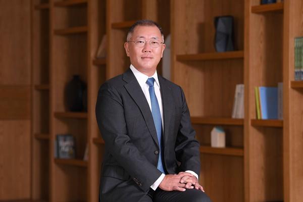 Tập đoàn ô tô Hyundai có Chủ tịch mới sau 20 năm