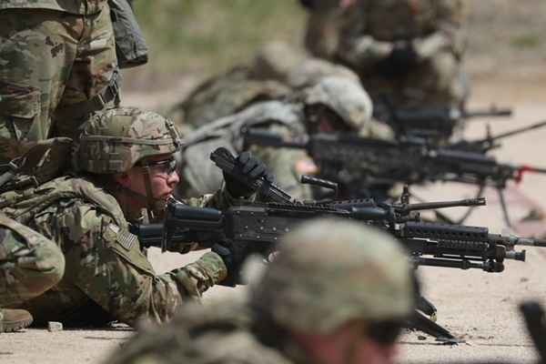 US JCS Chief: Permanently Basing Troops Overseas Needs a Rethink