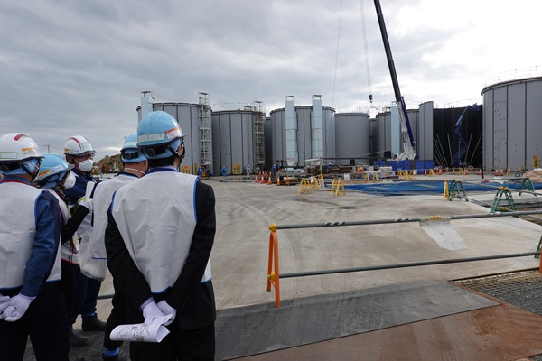 Survey: Half of Japanese against Release of Treated Water from Fukushima into the Sea