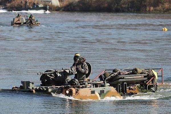 Südkorea beginnt Militärmanöver Hoguk
