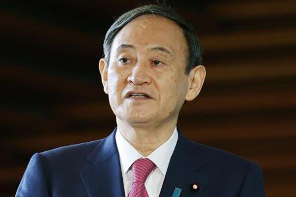 Japanischer Premier Suga schickt Opfergabe an Yasukuni-Schrein