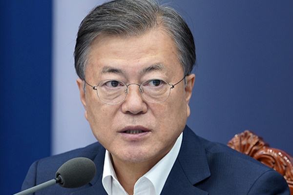 Moon Urges Boosting Consumption for Economic Rebound