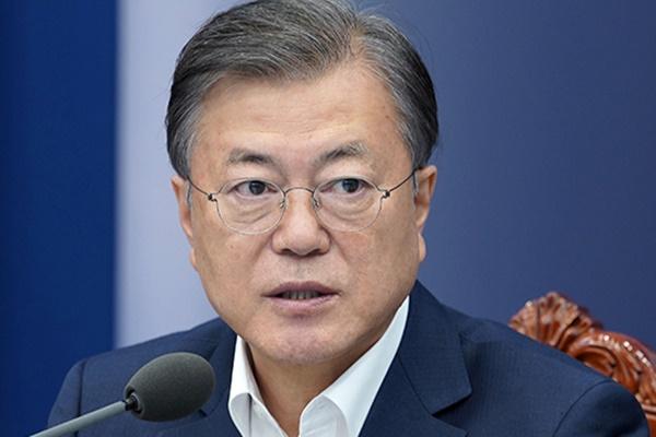 文大統領「今が経済回復のゴールデンタイム」 消費・雇用喚起を指示