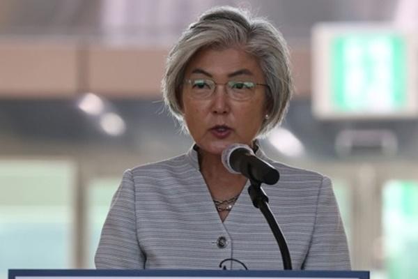 وزيرة الخارجية الكورية تزور الولايات المتحدة قريبا