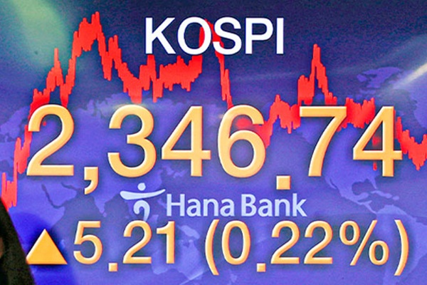 10月19日主要外汇牌价和韩国综合股价指数