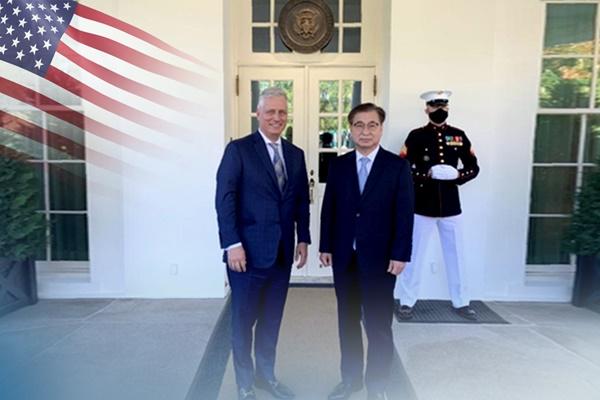 مستشار الأمن القومي الأمريكي يزور سيول الشهر القادم