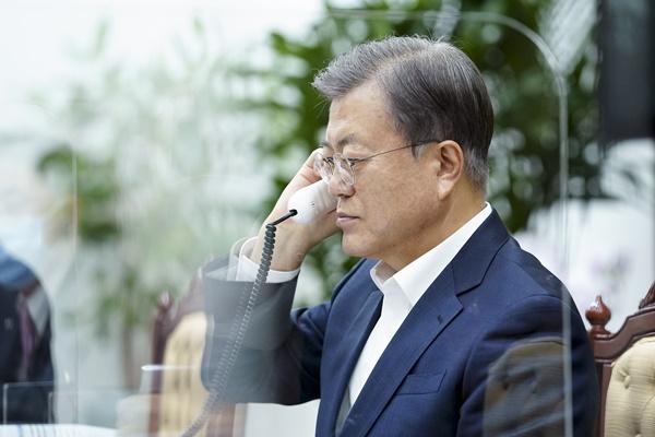 الرئيس الكوري يطلب من ماليزيا دعم مرشحة كوريا لمنظمة التجارة العالمية