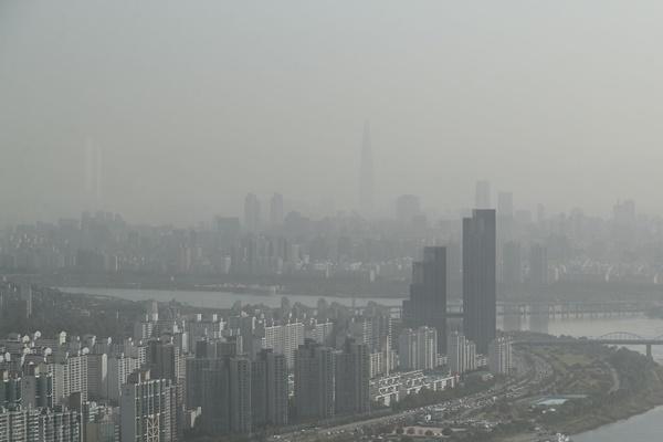 20일 중국서 황사 발원…21일부터 이틀간 우리나라 영향