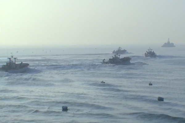 Kapal Penangkap Ikan Korsel Lintasi NLL