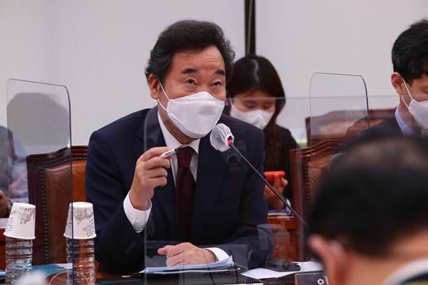 """이낙연 """"김정은, 대외관계 관리 의사…도쿄올림픽이 기회"""""""