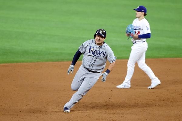 チェ・ジマン MLBワールドシリーズで韓国人初のヒット記録