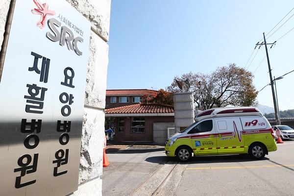 韩医院和疗养设施等继续出现零星集体感染