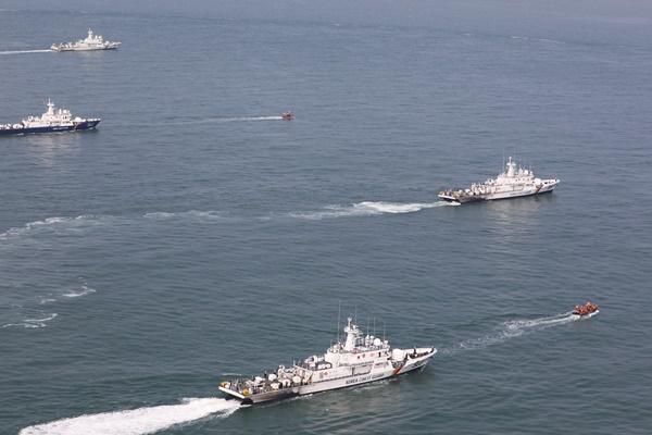 海洋警察 北韓に射殺された公務員「自主的に越境」と結論