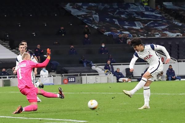 Son Heung-min Cetak Gol pada Tiga Pertandingan Berturut-turut