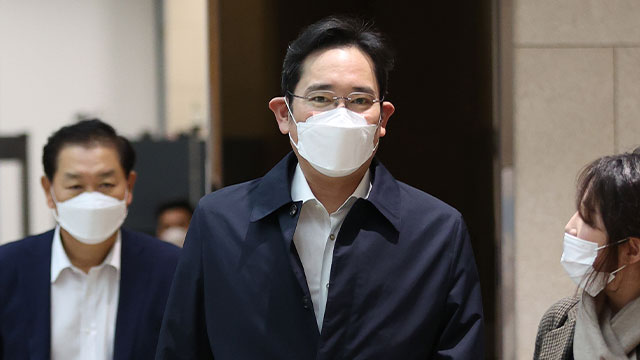 Samsung Vice Chair Unlikely to Appear for Court Hearing Monday