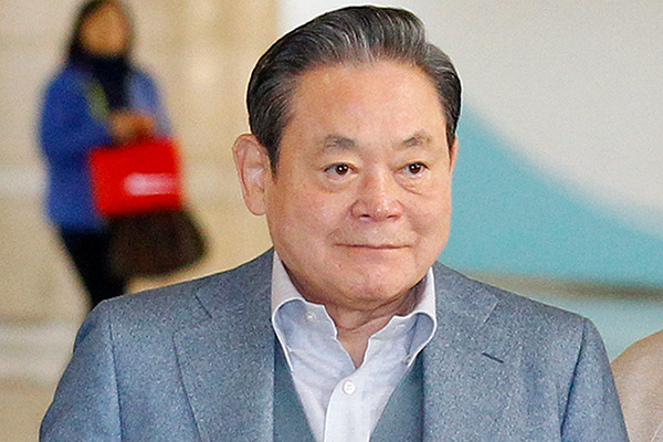 Rival Parties Express Condolences for Death of Samsung Chair
