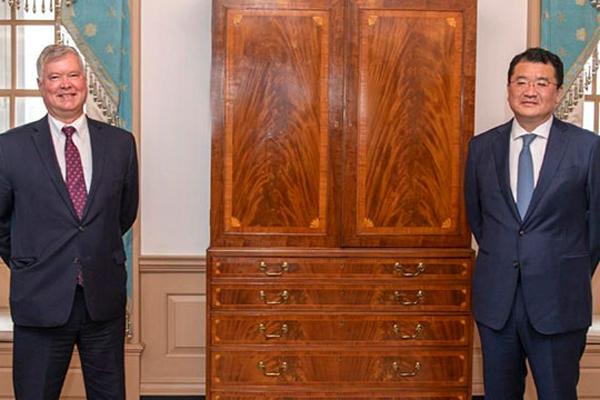 Дипломаты РК и США обсудили выборы главы ВТО
