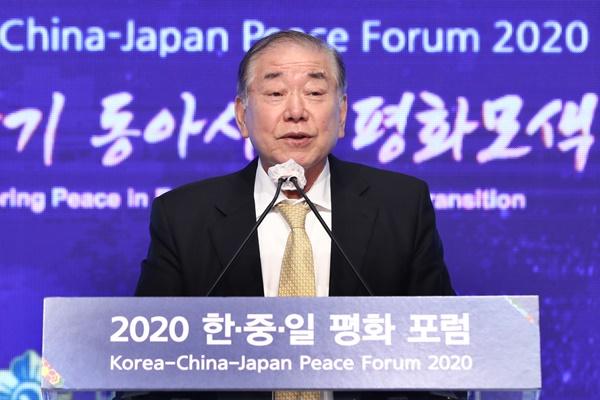 文正仁:若美国施压韩国加入反华军事同盟 韩国将陷入左右为难境地