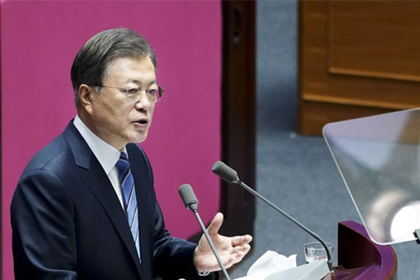 文大統領「2050年カーボンニュートラル宣言」に国連総長が歓迎声明