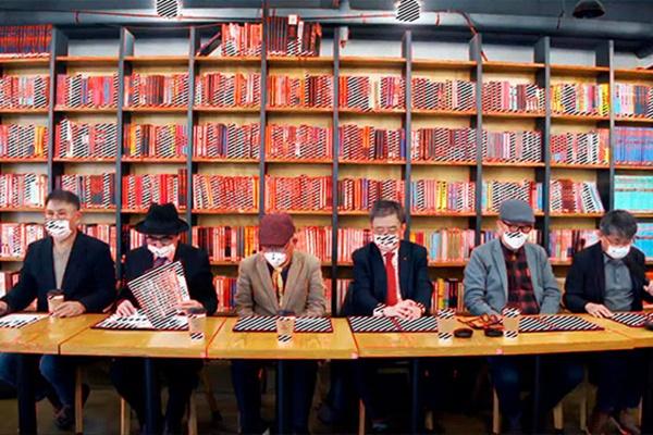 5개 문학단체