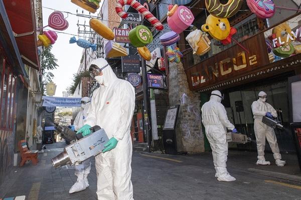 ハロウィーン「ソウルのクラブがだめなら釜山に」 感染拡大を警戒