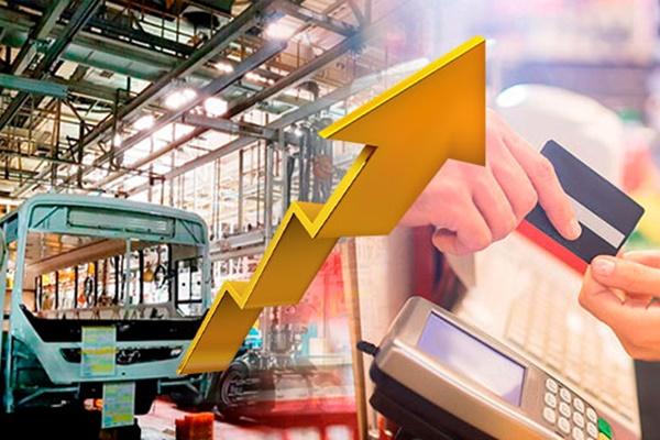 Объём промышленного производства в РК в сентябре вырос на 2,3%