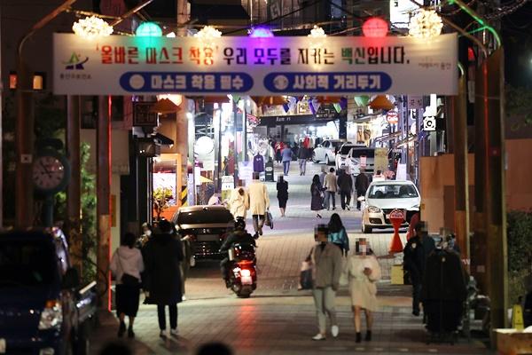 COVID-19 : Séoul intensifie les contrôles à l'approche d'Halloween