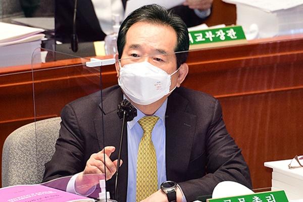 رئيس الوزراء الكوري يصف وضع كورونا في البلاد بأنه خطير جدا