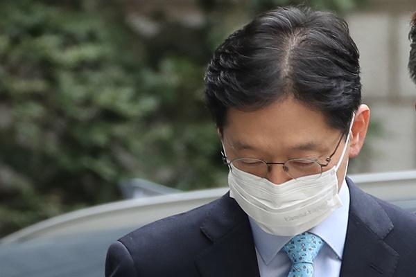 大統領選めぐる世論操作事件の前慶尚南道知事 再び拘束に