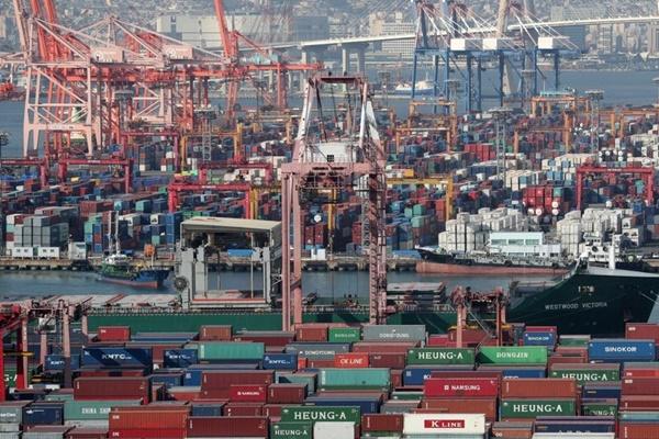 Korsel Catat Kontraksi Ekonomi 1% pada Tahun 2020