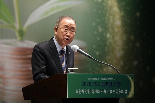 潘基文前国連事務総長 IOC倫理委員長に再選