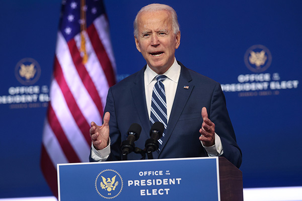 US Agency Tells Biden That Transition Can Formally Begin