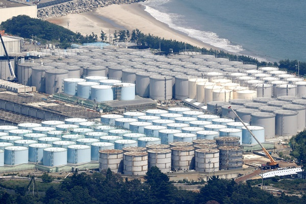 Japan Decides to Release Fukushima Water into Sea
