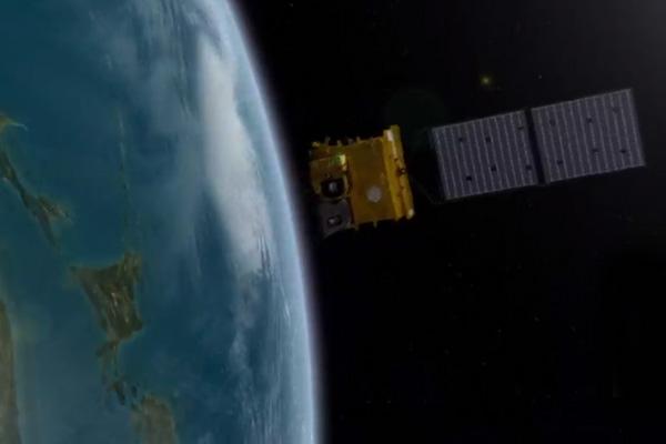 Cheollian-2B detecta desplazamiento de contaminantes sobre Corea