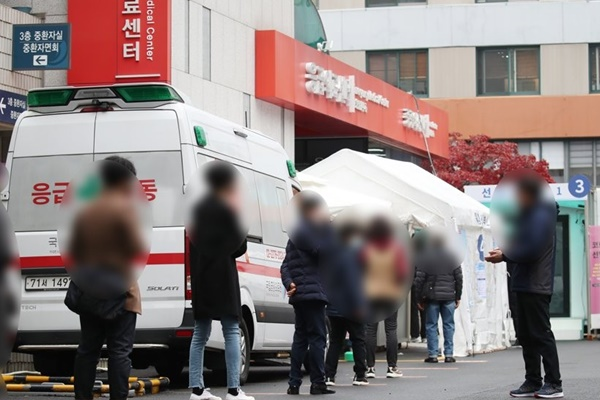 N2全球资讯-韩新冠新增病例连日超300例 顺天防疫级别上调至第2阶段
