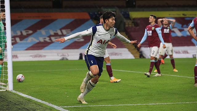 Son Heung-min Rises to Premier League's Top Scorer with 9th Goal
