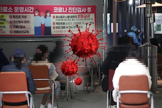 노량진 임용단기학원 76명 확진…전국서 산발적 감염 잇따라